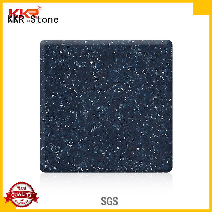 KKR Stone high tenacity solid surface order now for table tops