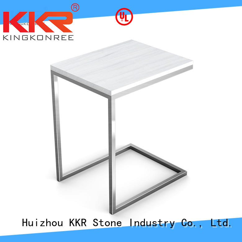 KKR Stone countertops wall mounted bar countertop