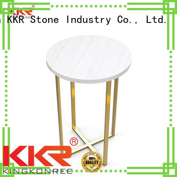 KKR Stone marble restaurant table