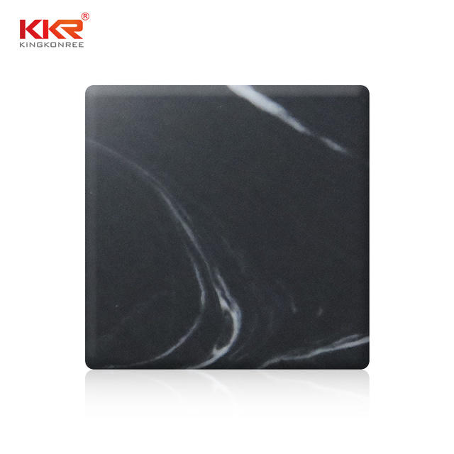 KKR Stone marble marble solid surface pattern for garden table