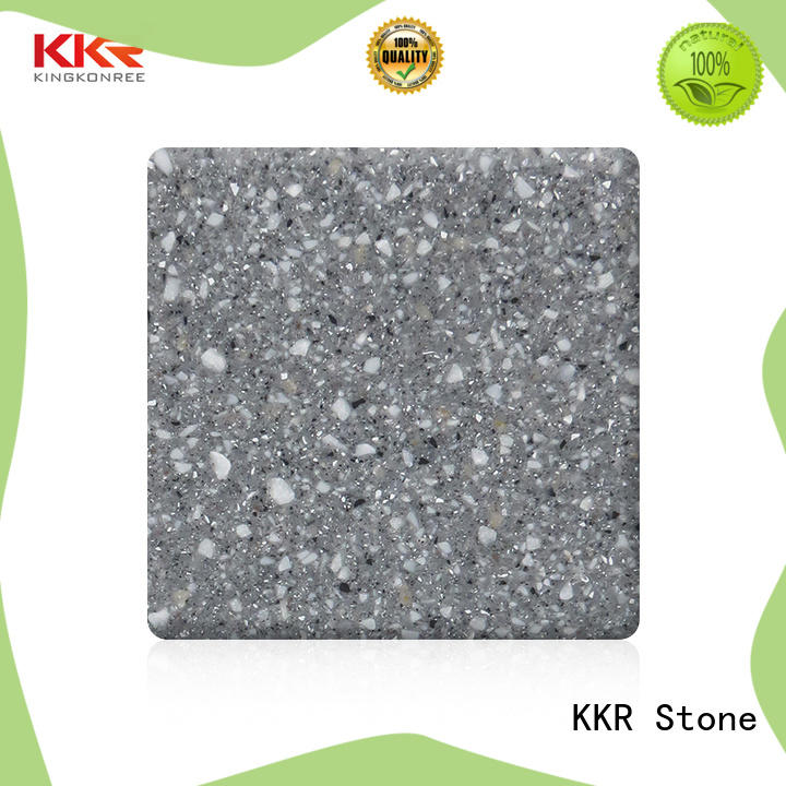 KKR Stone high-quality acrylic stone check now for bar table