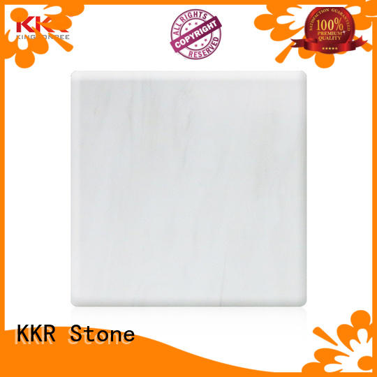 polystone solid surface modified for home KKR Stone