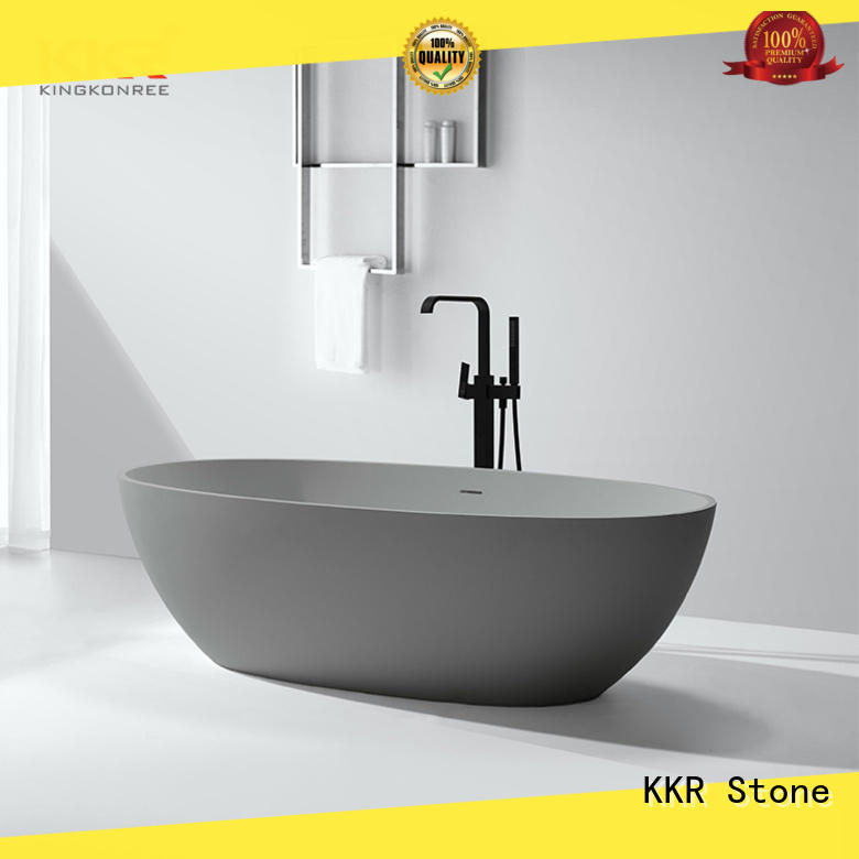 high-quality solid surface freestanding tub manufacturer for table tops