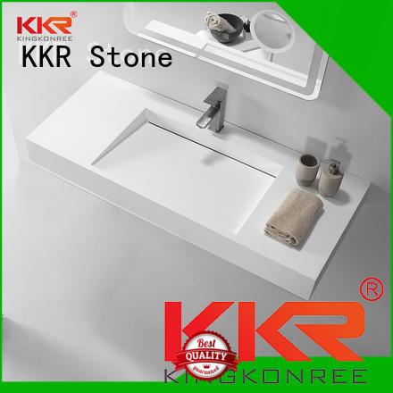 KKR Stone unique bathtub replacement supply for school building
