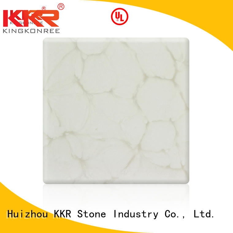 non-radioactive translucent stone panel artificial factory price for home