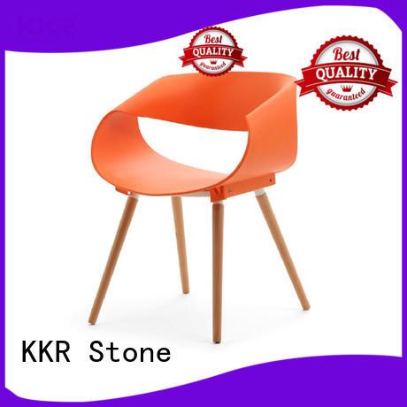 KKR Stone high-quality plastic stool price cost