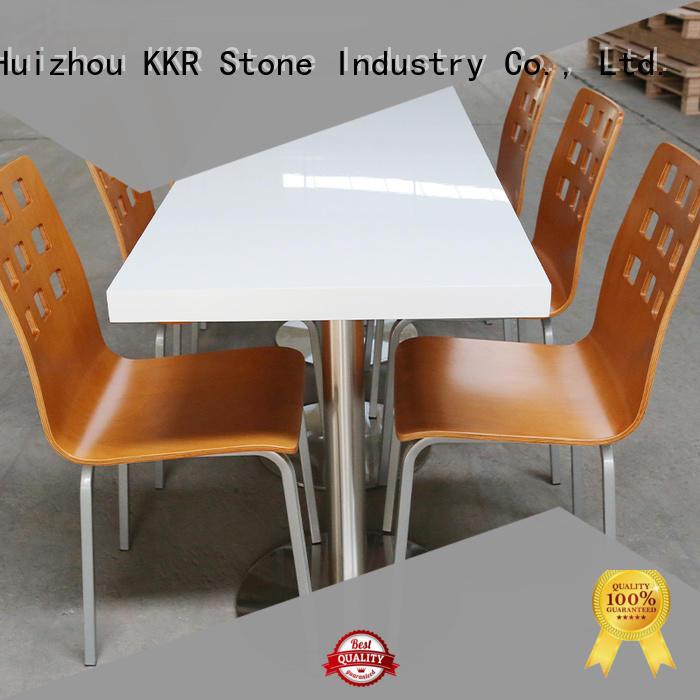 KKR Stone restaurant table