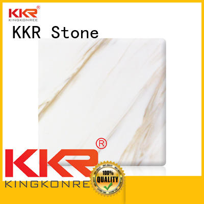 KKR Stone high-quality marble solid surface vendor for home