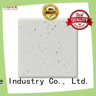 KKR Stone marble solid surface factory superior stain for worktops