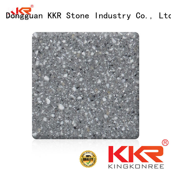 KKR Stone Solid Surface acrylic solid surface sheet inquire now for building