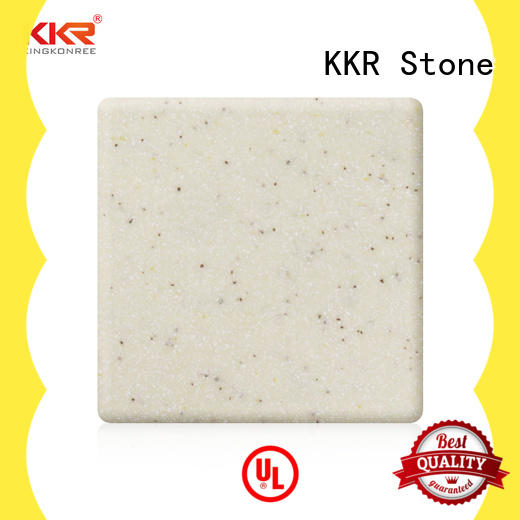 modified modified solid surface superior stain for garden table KKR Stone