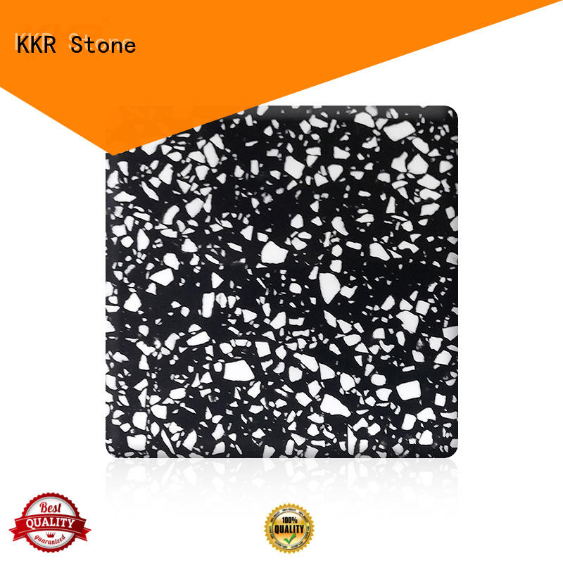KKR Stone artificial modified solid surface superior bacteria for worktops