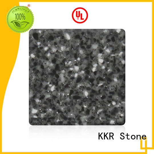 KKR Stone kkrm1645 modified solid surface superior bacteria for garden table