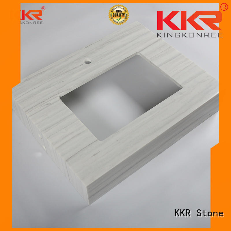 good Quality acrylic solid surface countertops single for home