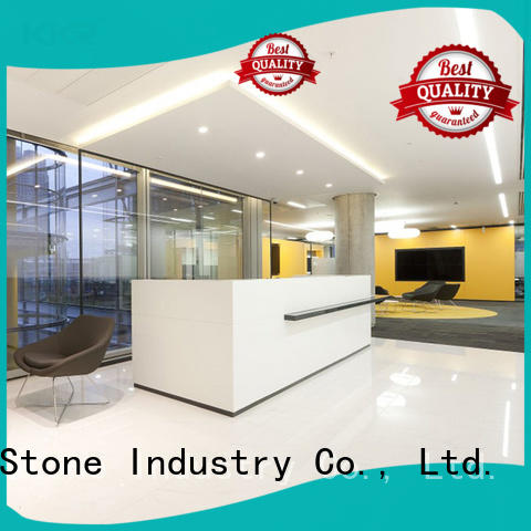 design office furniture vendor for worktops KKR Stone