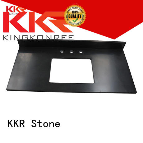 KKR Stone hot-sale solid surface countertops widely-use for school building
