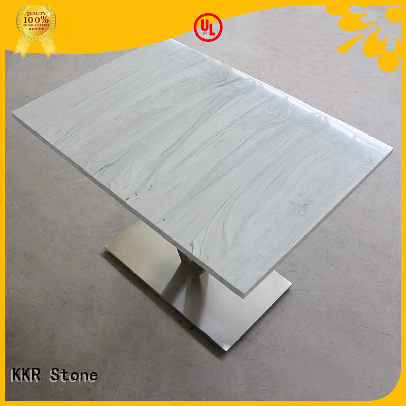 luxury marble dining table counter KKR Stone