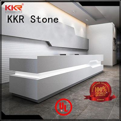 custom-made acrylic counter top long-term-use for home