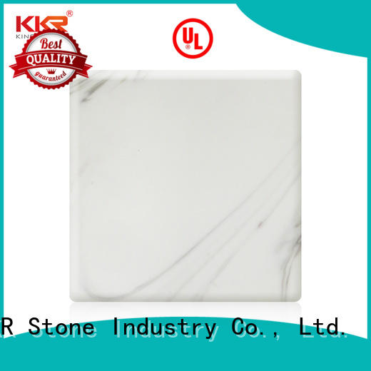 KKR Stone inch solid surface acrylic wholesale for home
