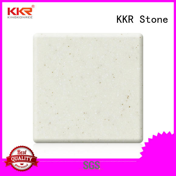 anti-pollution solid surface acrylics modified superior chemical resistance for building