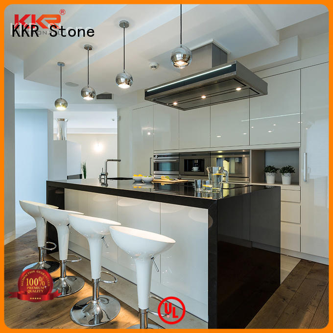 KKR Stone countertop kitchen quartz countertops factory for home