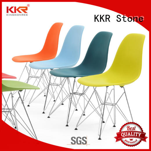 KKR Stone 108c clear plastic chair cost for kitchen