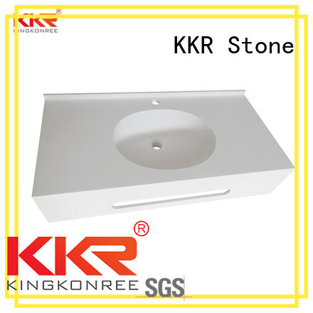 good Quality bathroom countertops artificial widely-use