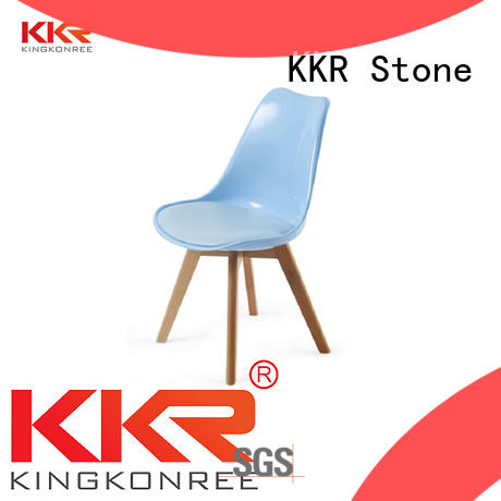 KKR Stone high-quality modern plastic chairs type for school