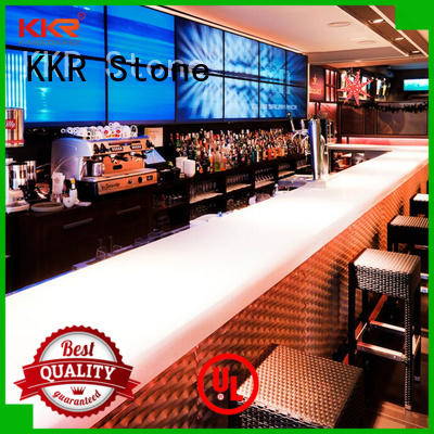 surface bar counter