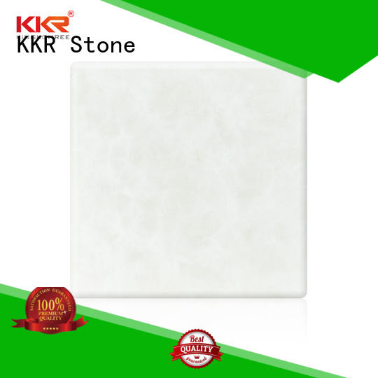 KKR Stone high strength translucent stone panel free design for home