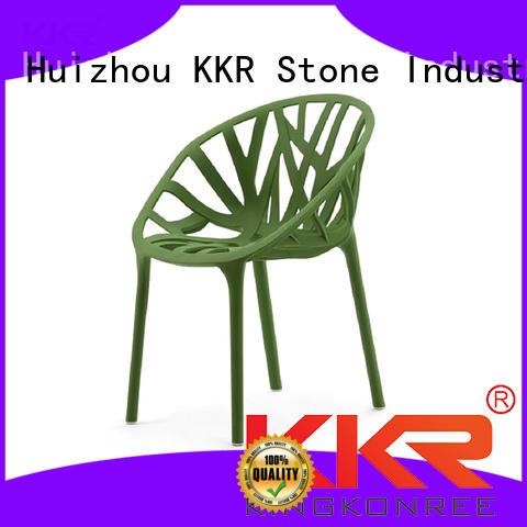 KKR Stone sales plastic chairs for sale cost for kitchen
