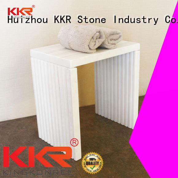 KKR Stone pattern bathroom corner shelf buy now for home