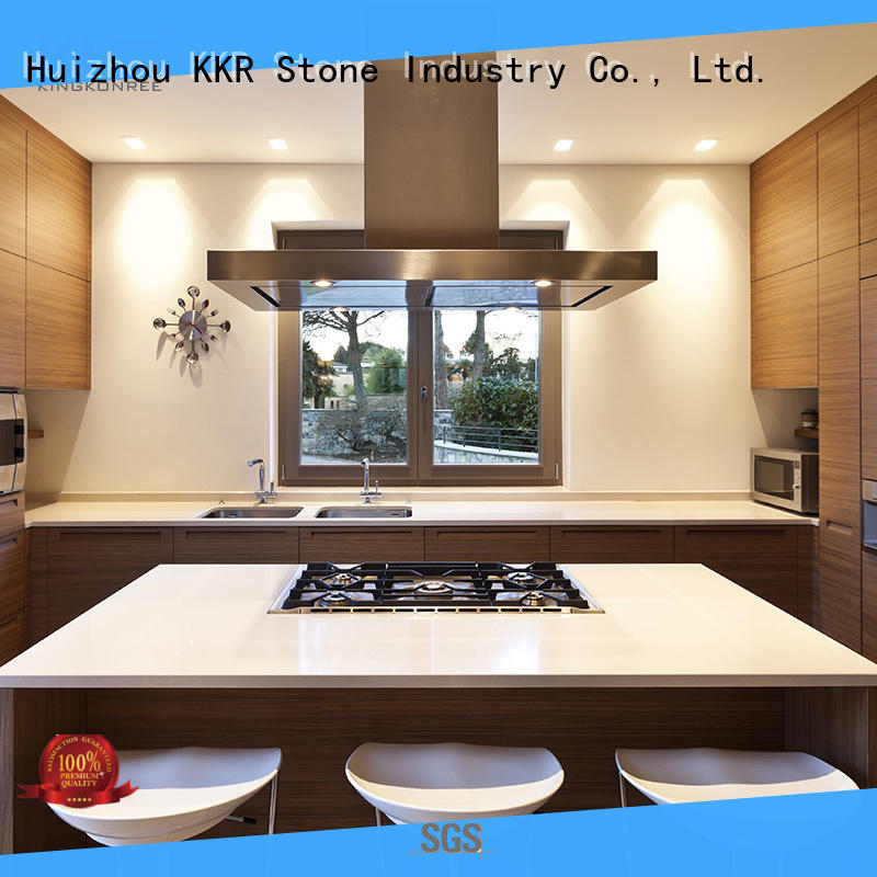 KKR Stone best wholesale kitchen countertops factory for garden table