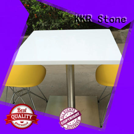 acrylic table set KKR Stone