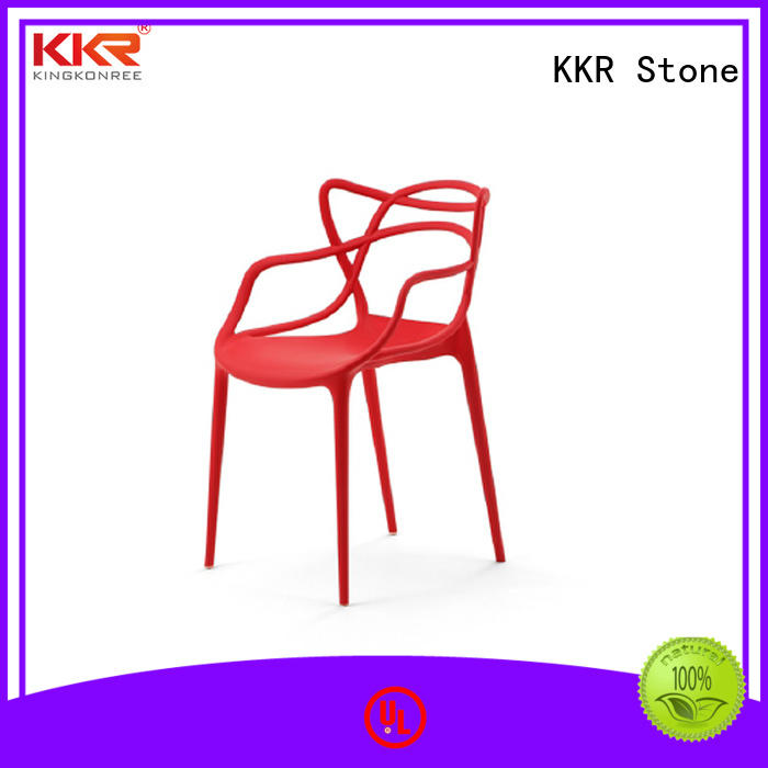 KKR Stone Chair material