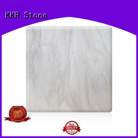 stone veining pattern solid surface effectively for garden table KKR Stone