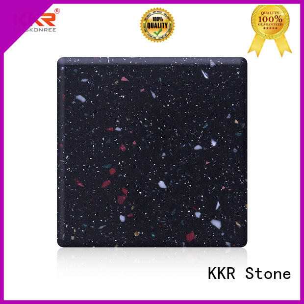 buy solid surface sheets length for self-taught KKR Stone