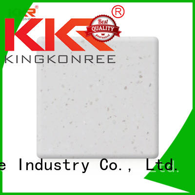 small modified solid surface kkrm1645 for table tops KKR Stone