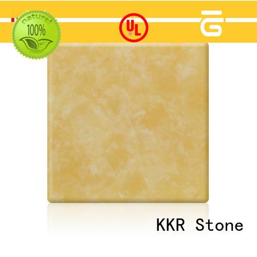 KKR Stone kkra028 translucent resin panel for wholesale for entertainment
