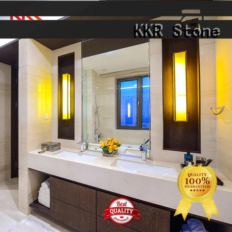 KKR Stone surfce acrylic solid surface countertops certifications for early education
