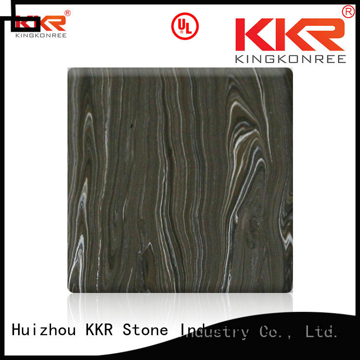 KKR Stone surface marble solid surface wholesale for entertainment
