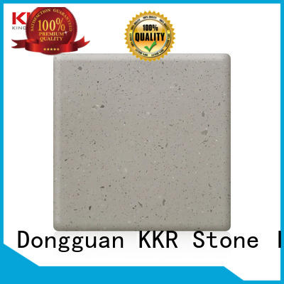 sheet thermoforming solid surface acrylic for building KKR Stone