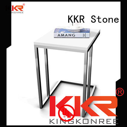 acrylic solid surface table top KKR Stone