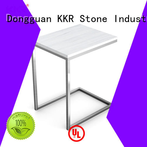 wall mounted bar countertop acrylic KKR Stone
