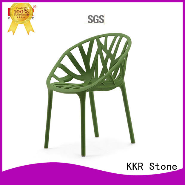 KKR Stone Chair colorful