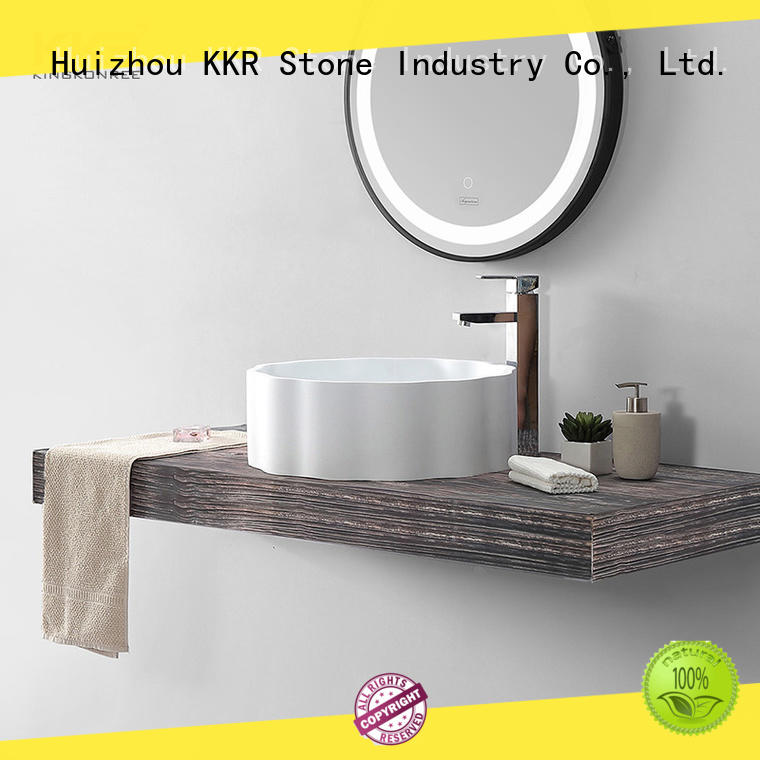 KKR Stone lassic style bathroom accessories vendor for school building