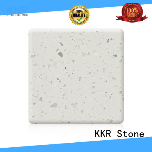 KKR Stone easy to clean solid surface order now for home