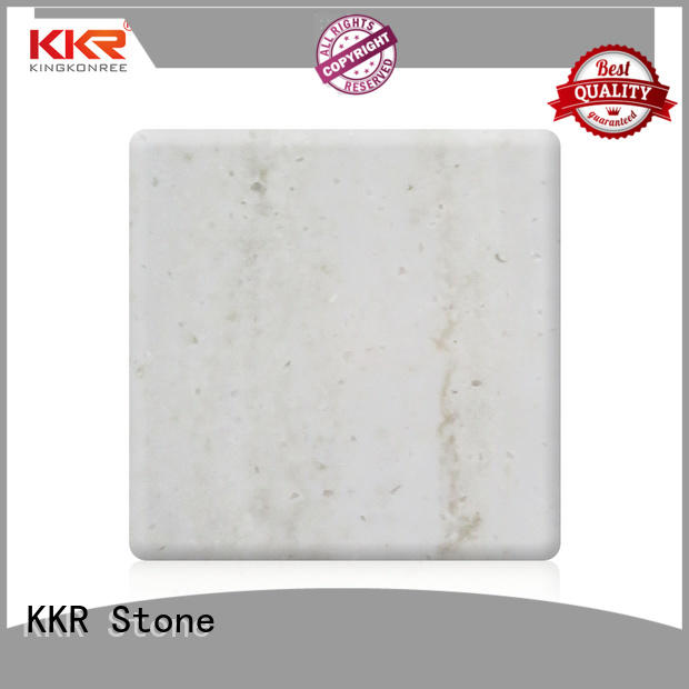 flame-retardant solid surface panels stone for garden table