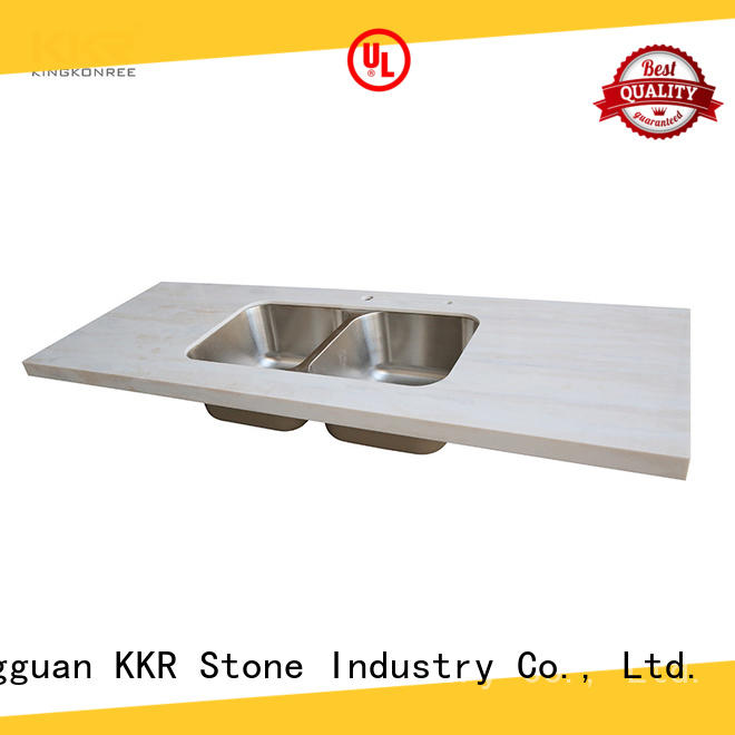 durable kitchen quartz countertops surface for wholesale for early education