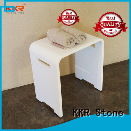 KKR Stone acrylic counter stools factory for home